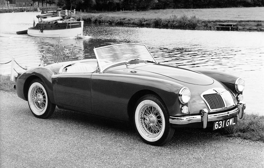 1959 MG A 1600