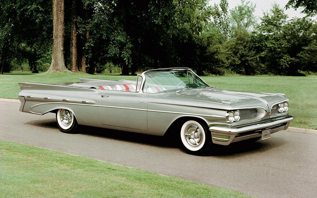 1959 Pontiac Bonneville Conv. W59HV_PN002