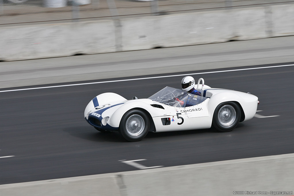 1960 Maserati Tipo 61 Birdcage Review Supercars Net