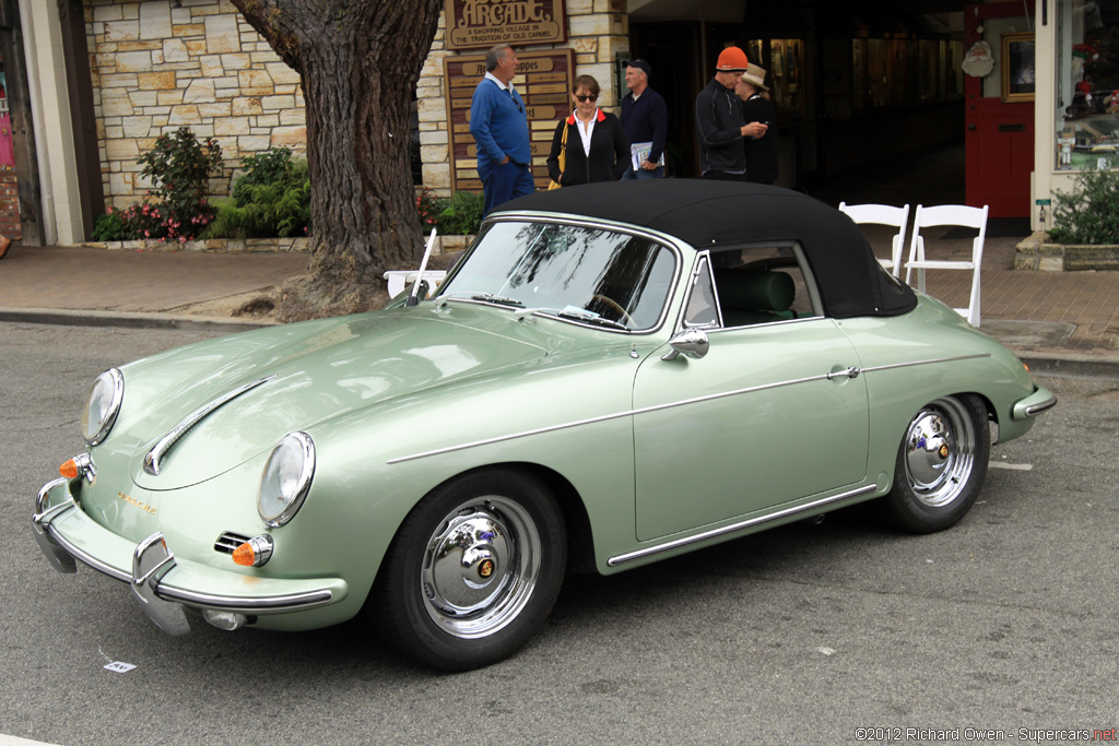 1959 1963 porsche 356b 1600 cabriolet porsche. Black Bedroom Furniture Sets. Home Design Ideas