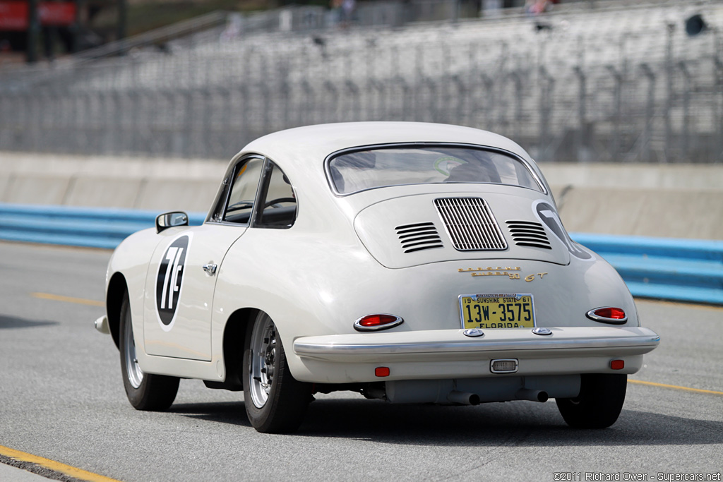 1960 Porsche 356b 1600 Super 90 Gt Coupe Porsche Supercars Net