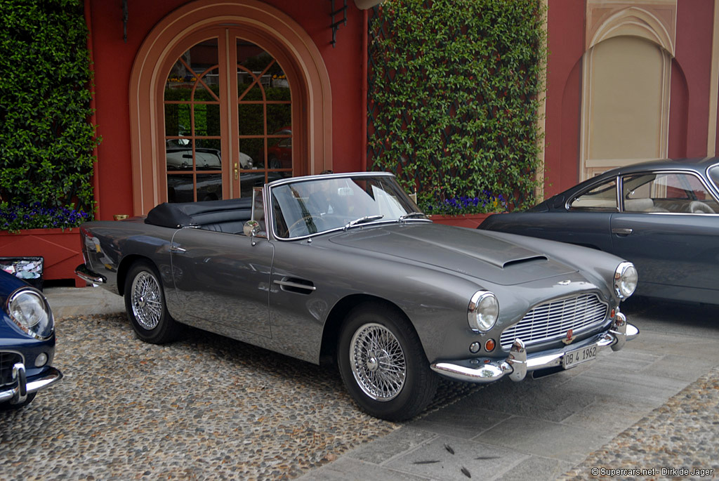 1961 1963 Aston Martin Db4 Convertible Aston Martin Supercars Net