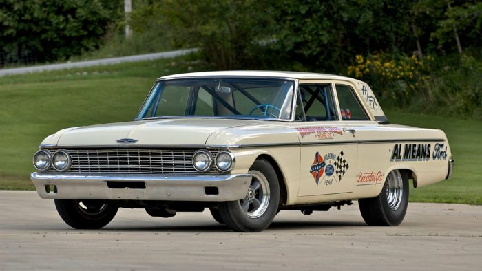 1962 Ford Galaxie 427 Lightweight