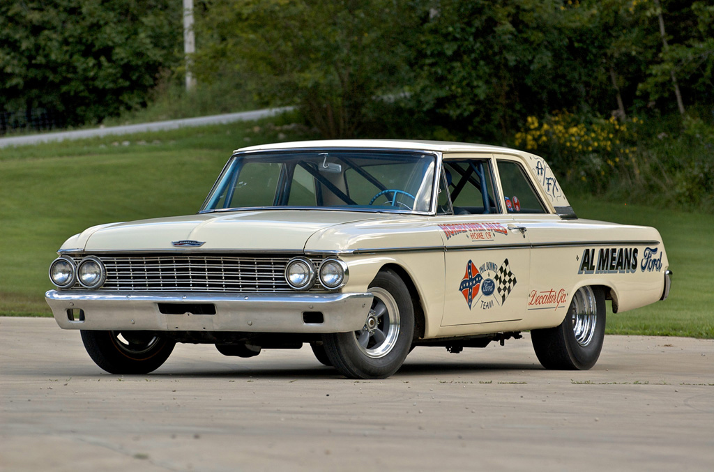 1962 Ford Galaxie 427 Lightweight Ford Supercars Net