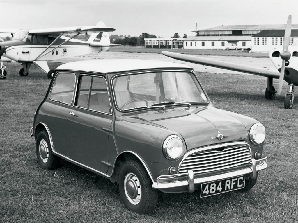 1962 morris mini cooper s review. Black Bedroom Furniture Sets. Home Design Ideas