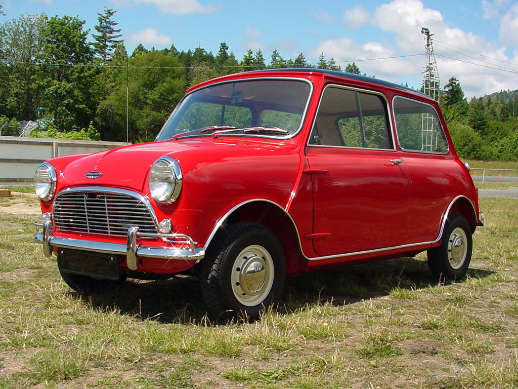 1963 Austin Mini Cooper S Review Supercars Net