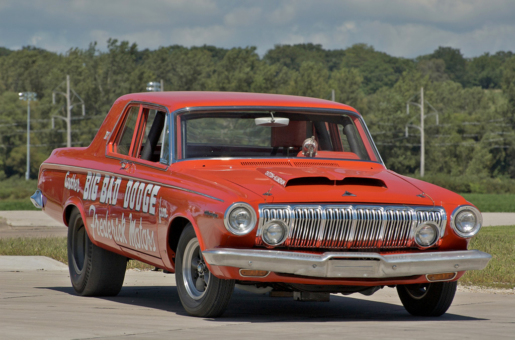 1963 Dodge 330 Max Wedge Lightweight Dodge