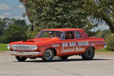 1963 Dodge 330 Max Wedge Lightweight