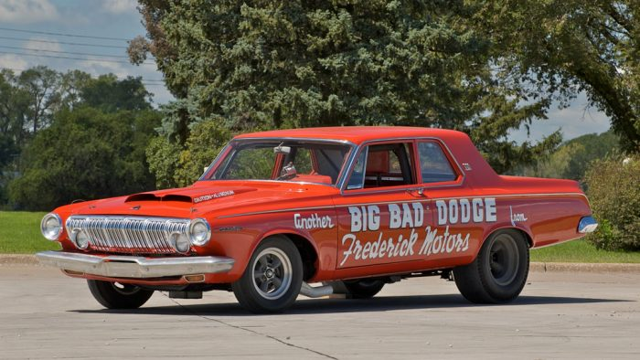 1963 Dodge 330 Max Wedge Lightweight