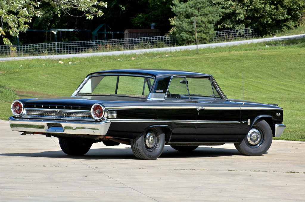 1963 Ford Galaxie 500 Boxtop