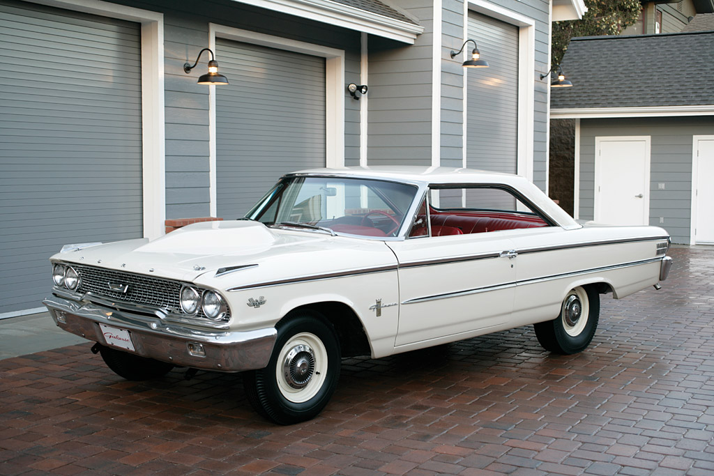 1963 Ford Galaxie 500 Lightweight | Ford | SuperCars net