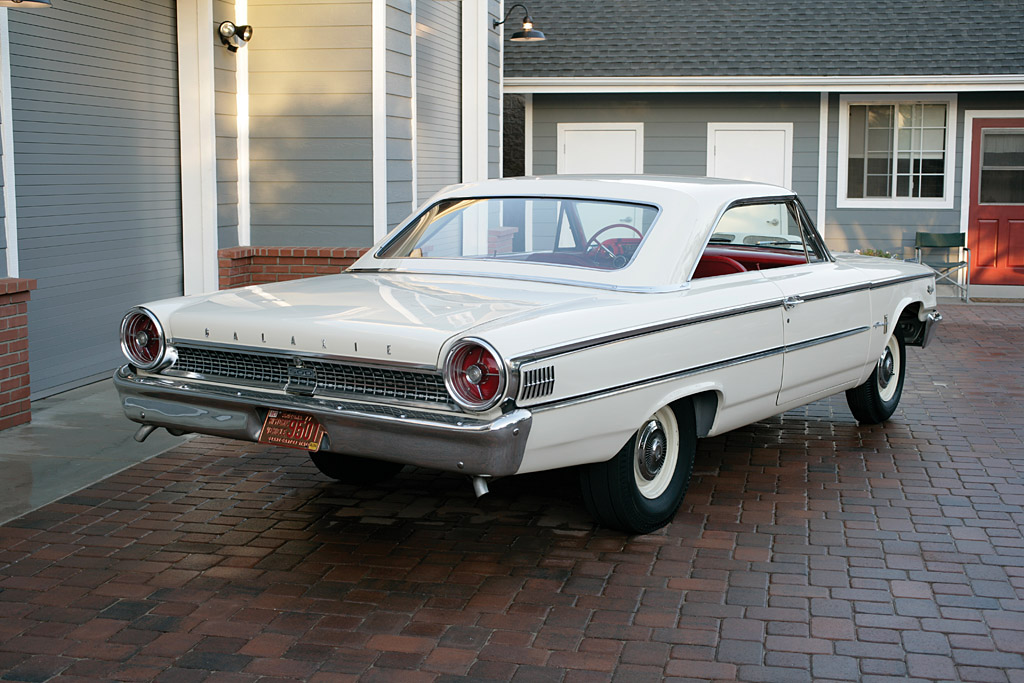 1963 ford galaxie 500 lightweight ford. Black Bedroom Furniture Sets. Home Design Ideas