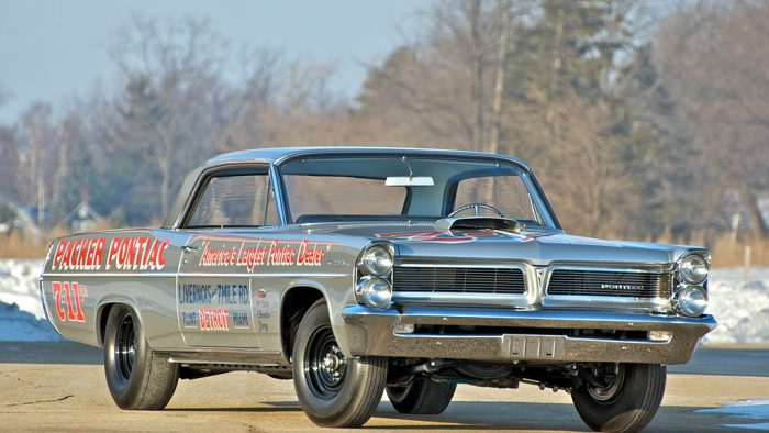 1963 Pontiac Catalina 421 Super Duty 'Swiss Cheese'