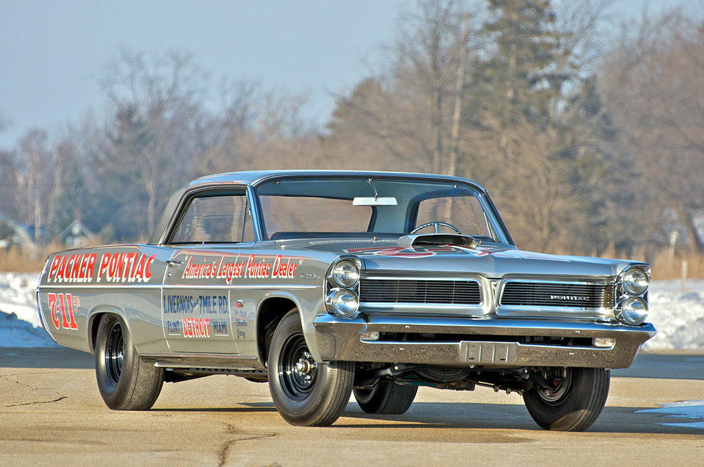 1963 Pontiac Catalina 421 Super Duty \'Swiss Cheese\' | Pontiac ...