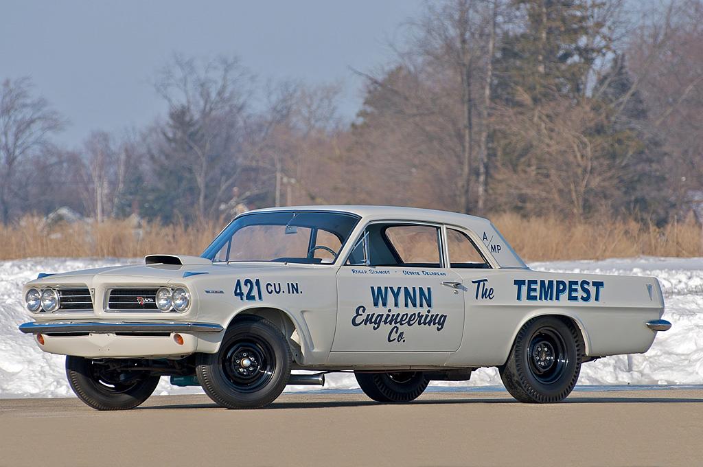 1963 Pontiac Tempest Coupe 421 Super Duty