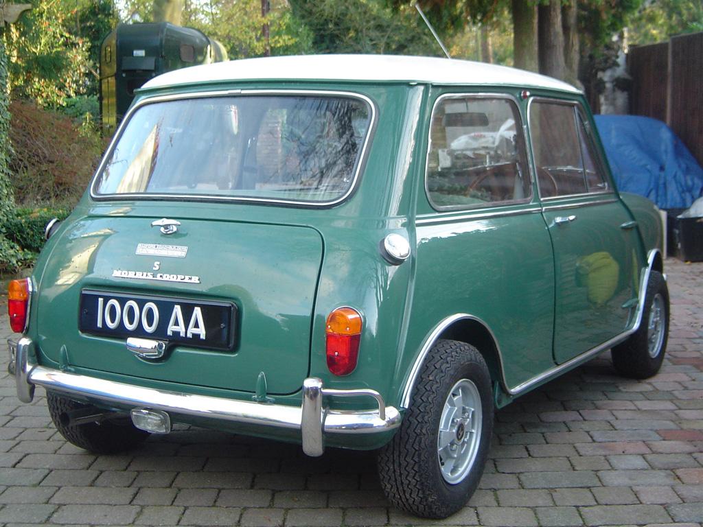 1963→1965 Radford Mini de Ville
