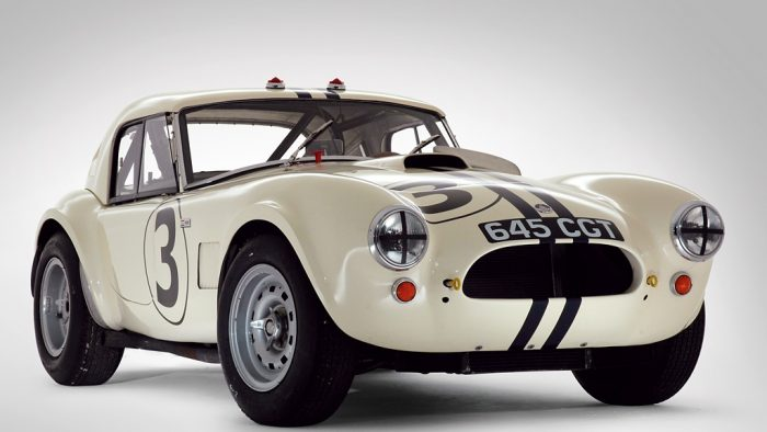 1963 Shelby Competition Cobra 289 Le Mans Hardtop