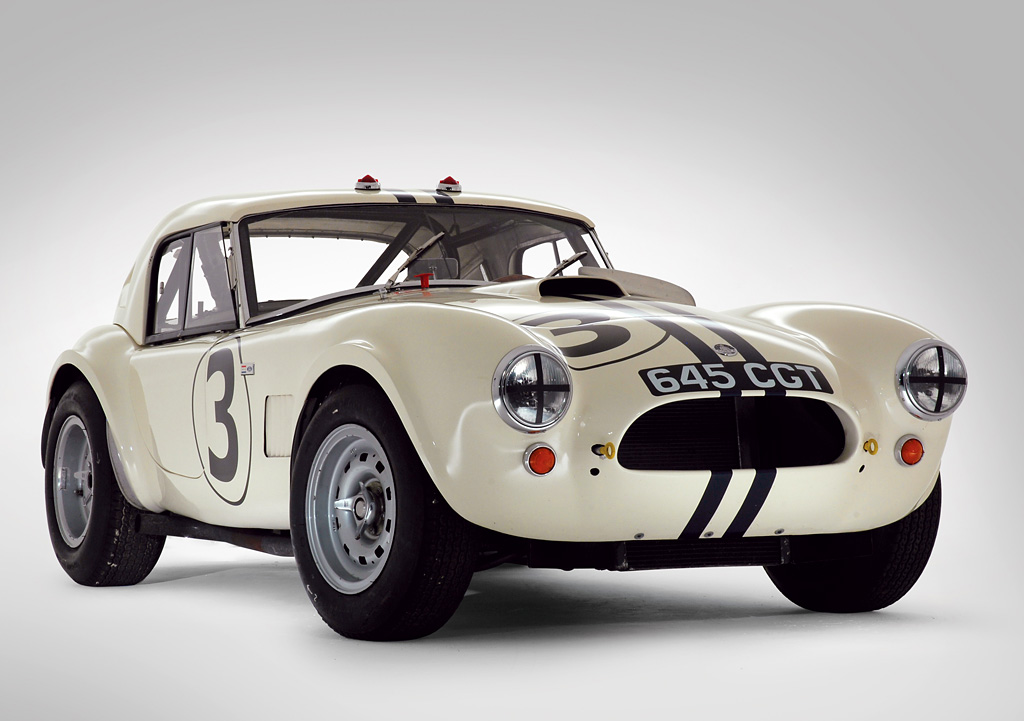 Images for gt ferrari 250 s - 1963 Shelby Competition Cobra 289 Le Mans Hardtop Shelby