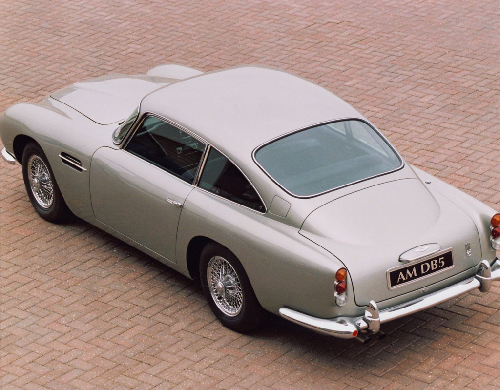 Image of Aston Martin DB5 (1964)