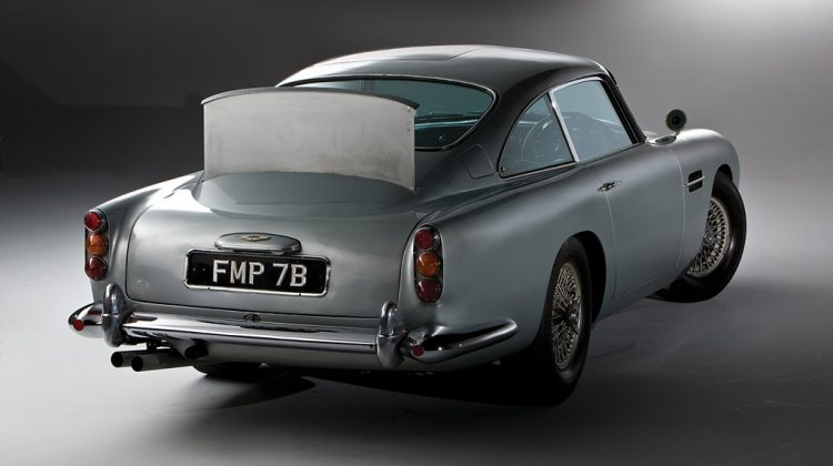 1964 Aston Martin DB5 'James Bond'