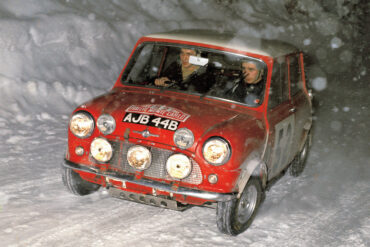 1964 Morris Mini Cooper S Works Rally