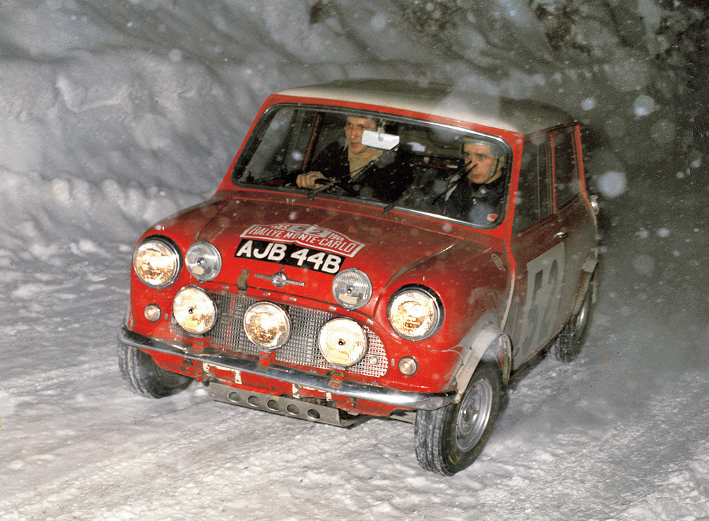 1964 Morris Mini Cooper S Works Rally Review Supercarsnet