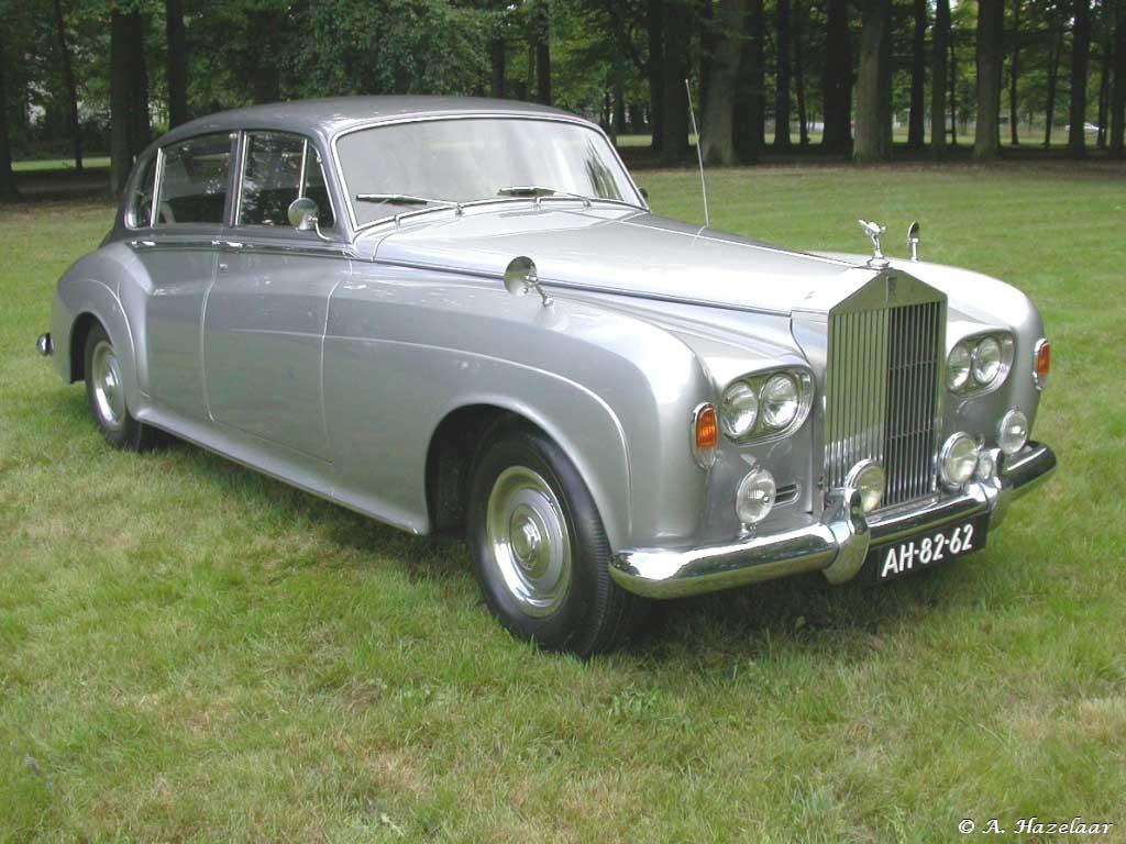 1964 rolls royce silver cloud iii rolls royce. Black Bedroom Furniture Sets. Home Design Ideas