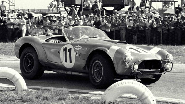 1964 Shelby Competition Cobra 289 'FIA Team Car'