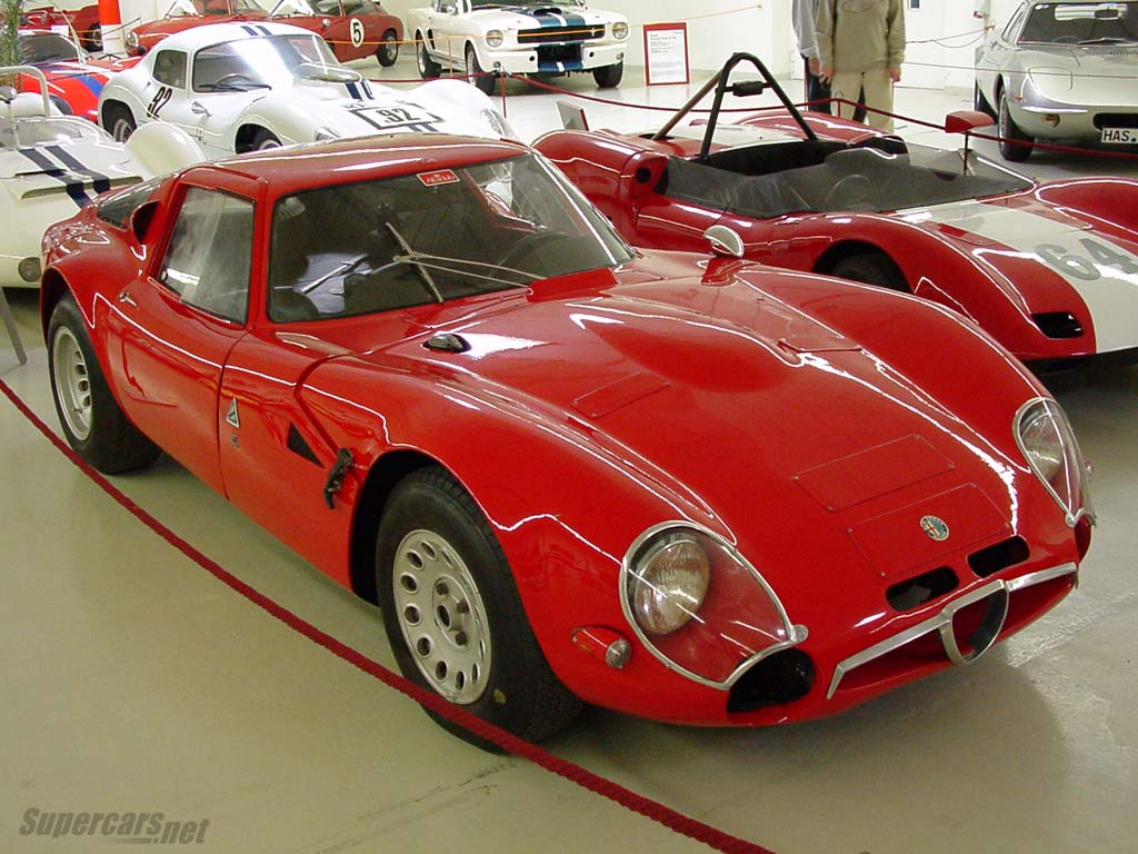 Alfa romeo racing cars history