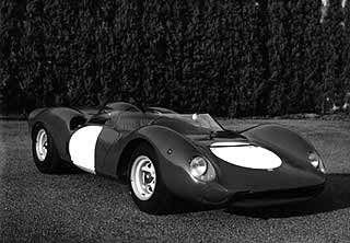 1965 Ferrari 206 P