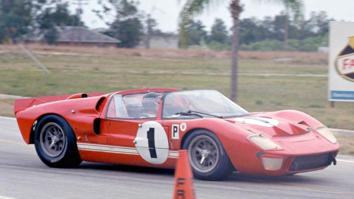 1965 Ford GT40 X1