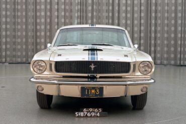 1965 Ford Mustang Fastback EBF II