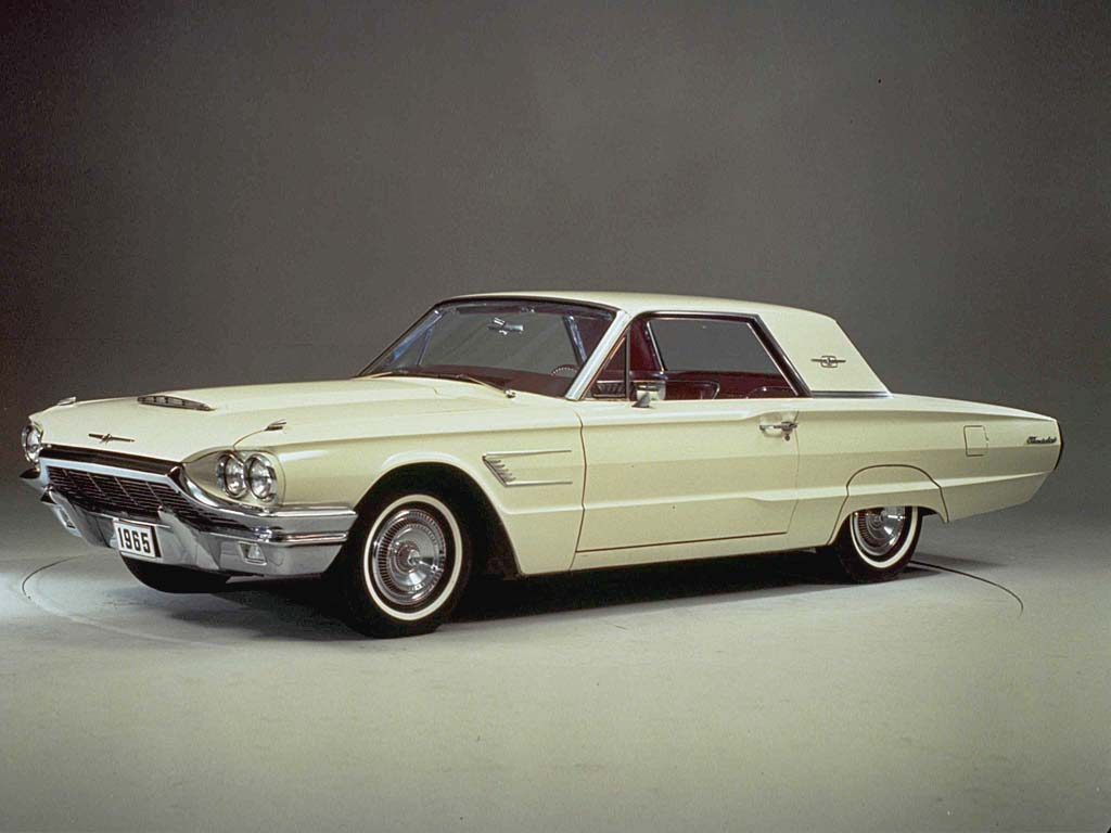 1965 Ford Thunderbird Gallery