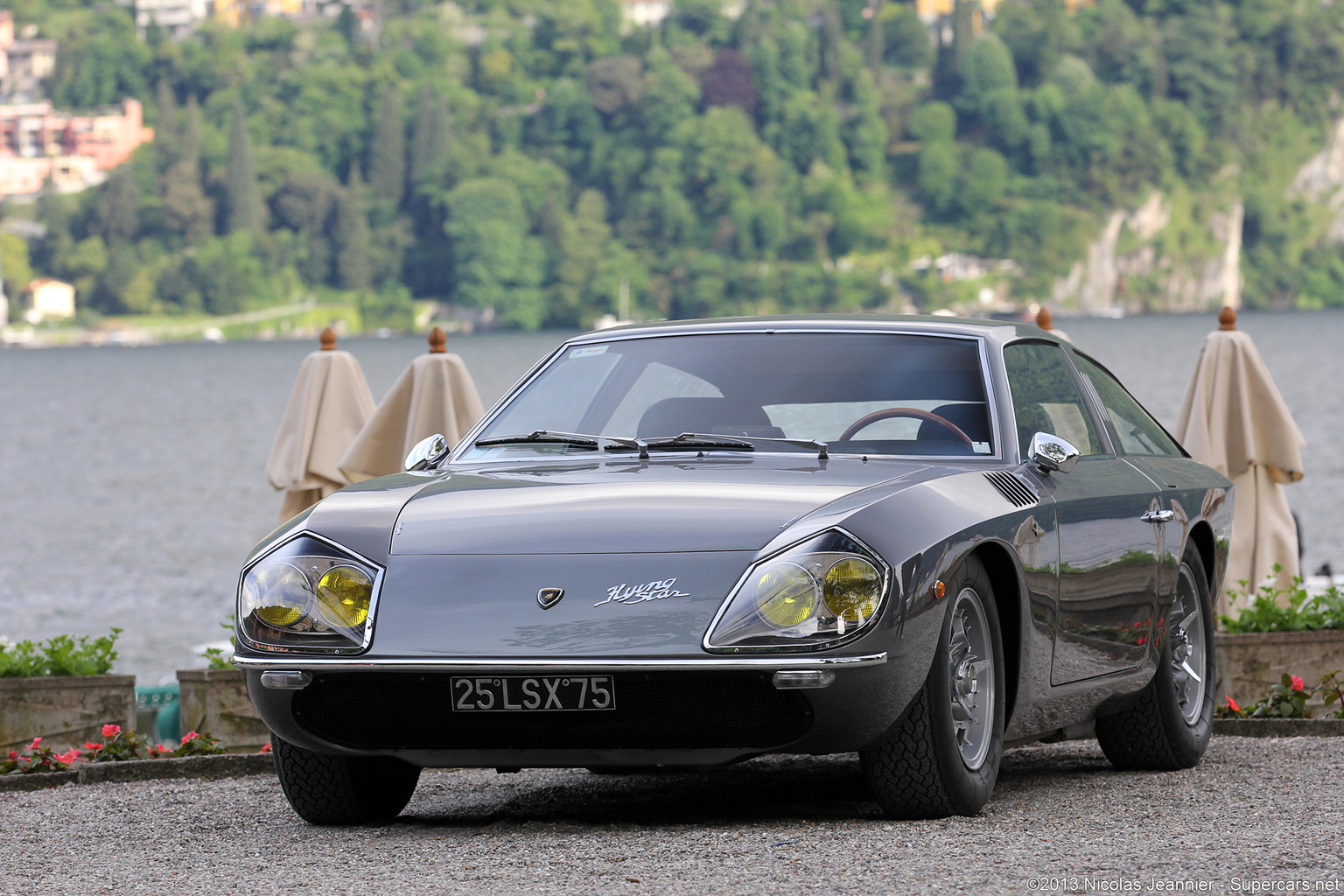 1965 Lamborghini 4000 GT 'Flying Star II'