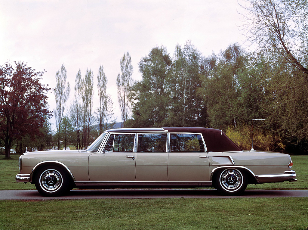 1963 1981 mercedes benz 600 pullman landaulet review. Black Bedroom Furniture Sets. Home Design Ideas