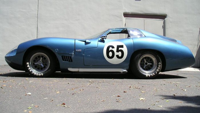 1965 Shelby Cobra Daytona 427 Super Coupe