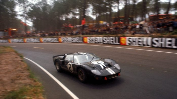 1966 Ford GT40 Mark II