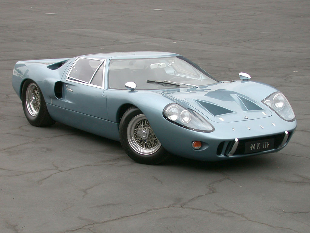 1966 Ford GT40 Mark III