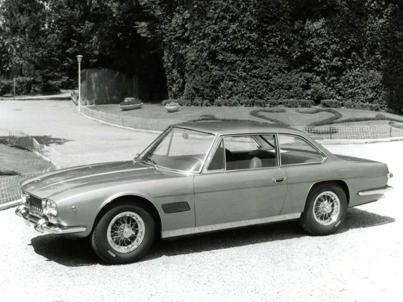 1966→1972 Maserati Mexico
