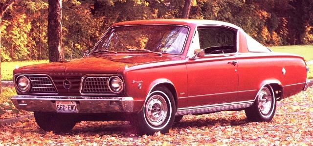 1966 Plymouth Barracuda S