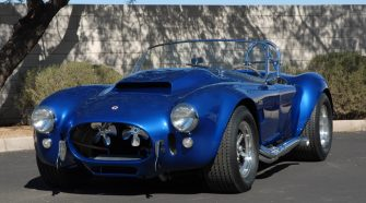 1966 Shelby Cobra 427 'Super Snake'