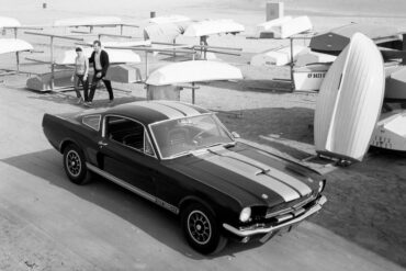 1966 Shelby Mustang GT350H