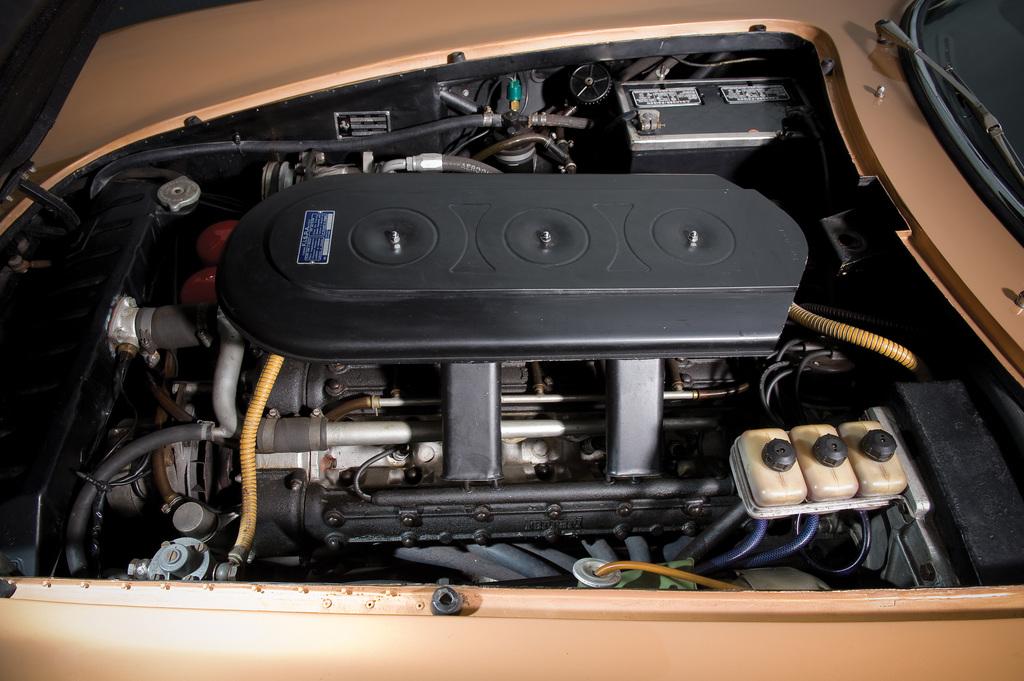 1966→1967 Ferrari 275 GTB/4 Alloy Berlinetta