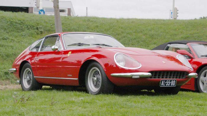 1967 Ferrari 275 GTB/4 Daytona Prototype