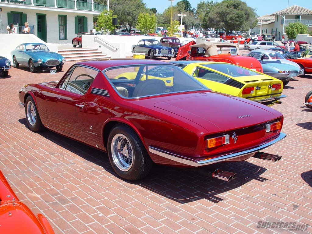 1967 Ferrari 330 Gt Michelotti Coupe Supercars Net