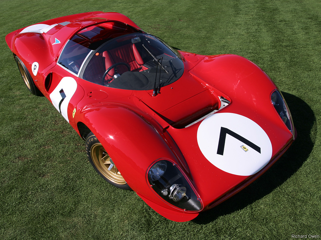 1967 ferrari 330 p4 | review | supercars
