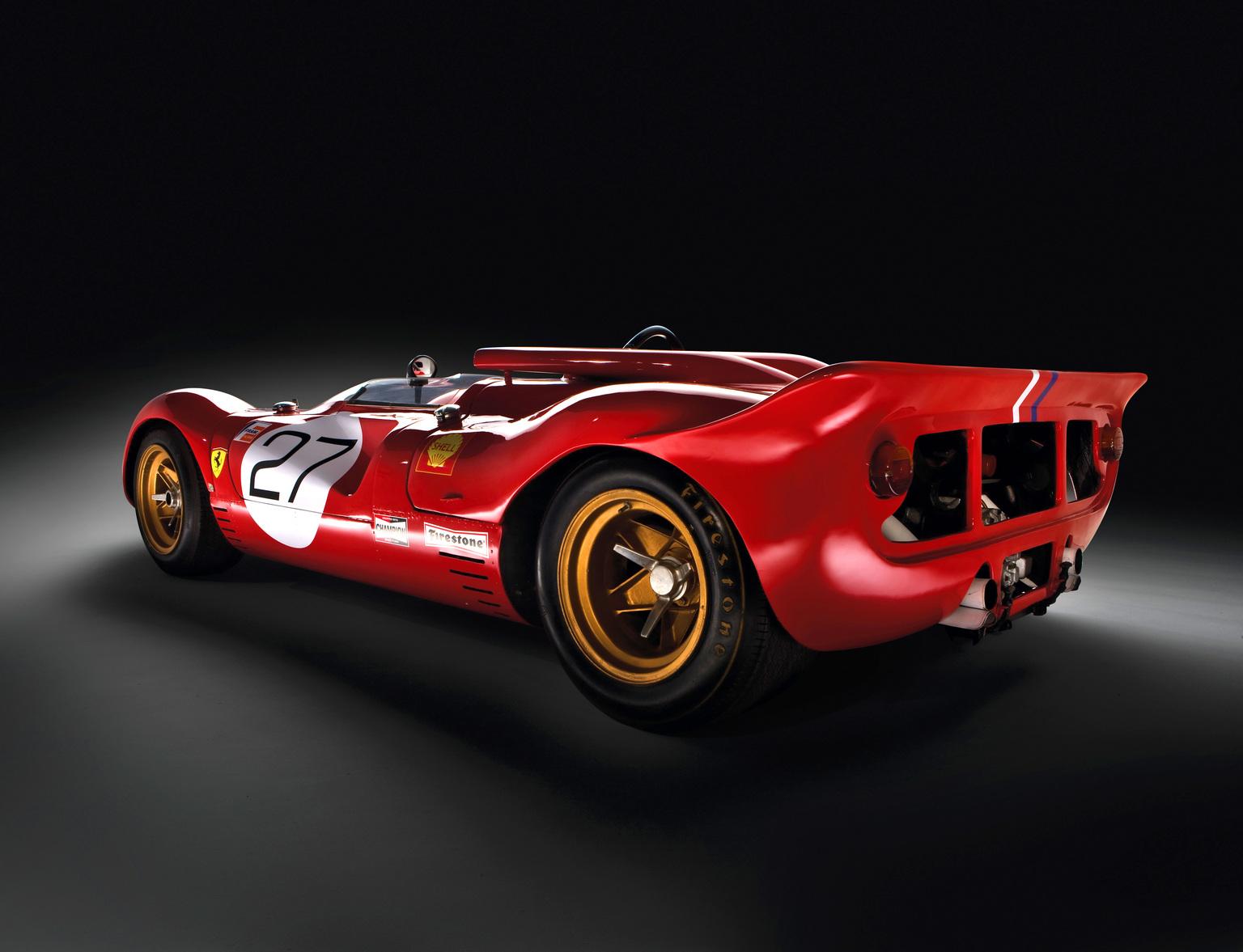 1967 Ferrari 350 Can-Am