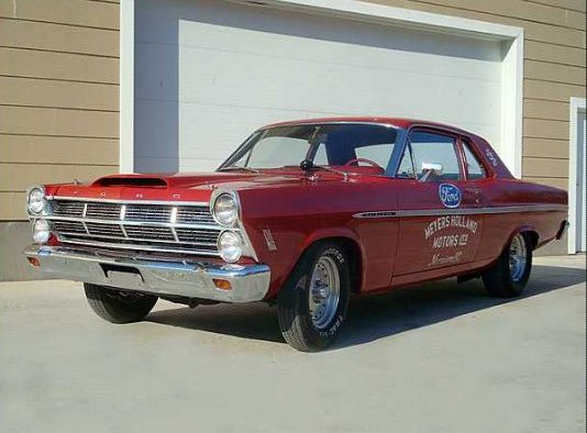 1967 Ford Fairlane 427 Lightweight