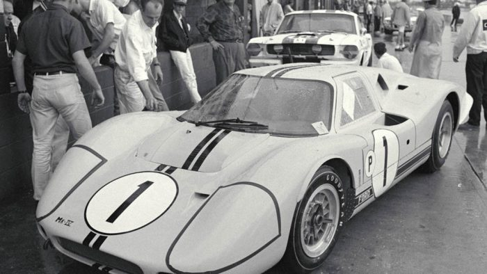 1967 Ford GT40 Mark IV