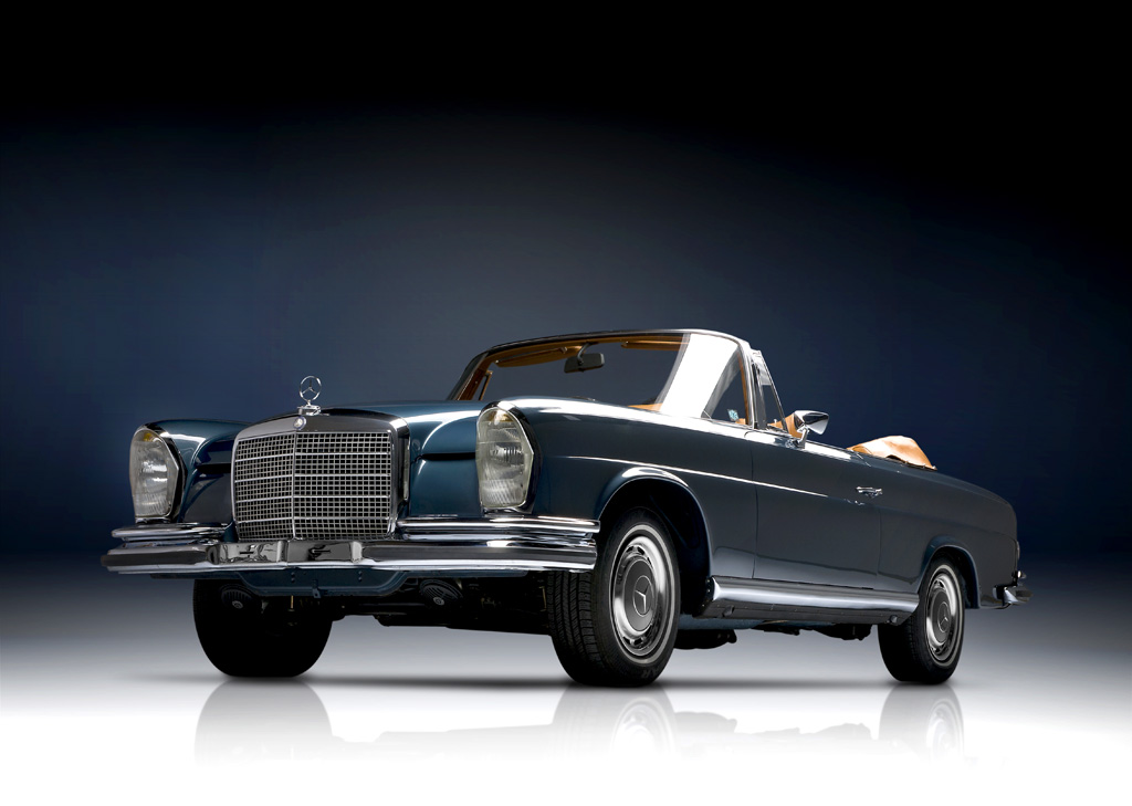 1967 1969 mercedes benz 280 se cabriolet. Black Bedroom Furniture Sets. Home Design Ideas